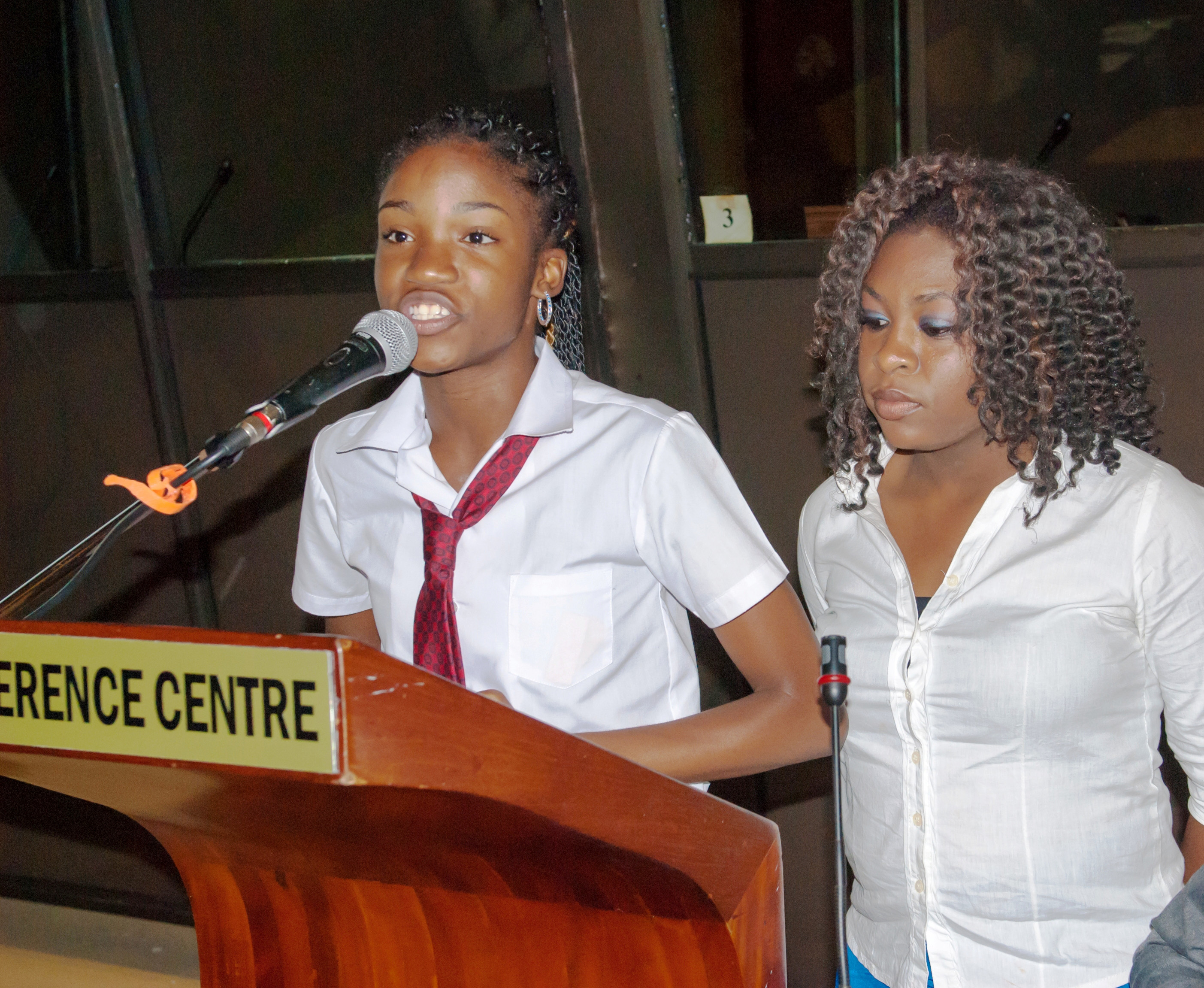 CDA Recognises GSAT Students in State Care